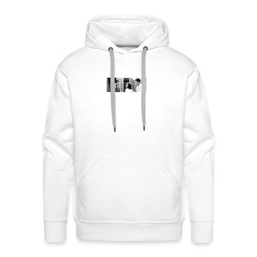 Camiseta Unisex Historias de Filadelfia. - Sudadera con capucha premium para hombre