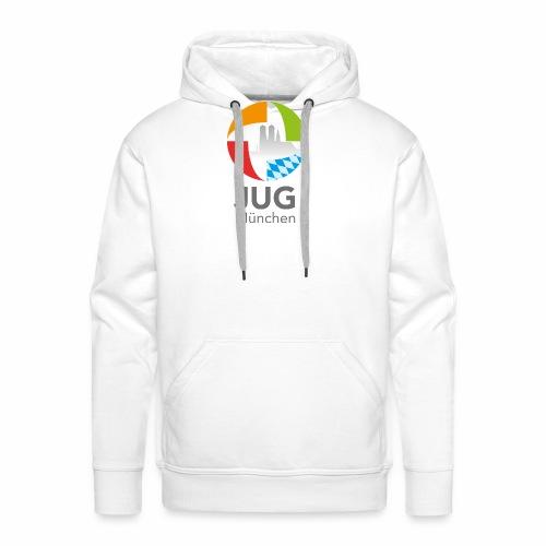 JUG Logo (color) - Männer Premium Hoodie