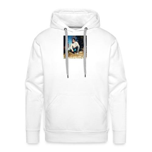 Photo Benji Le Magicien ! - Sweat-shirt à capuche Premium pour hommes