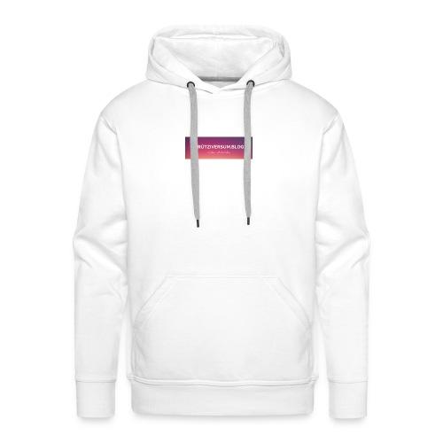 Grütziversum.blog - Männer Premium Hoodie
