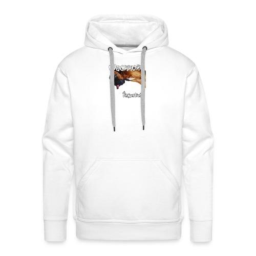 Wachhund Boxerliebe - Männer Premium Hoodie