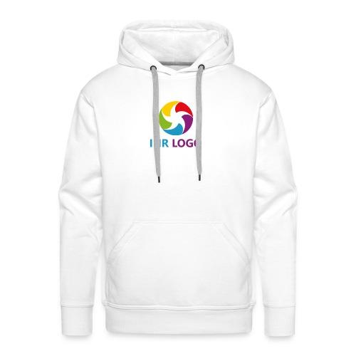 Ihr eigenes Logo - Männer Premium Hoodie