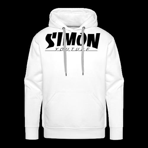 Thrasher Simon 2 - Felpa con cappuccio premium da uomo