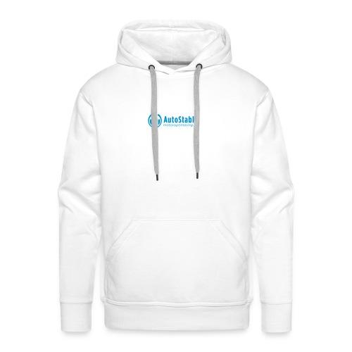 T-Shirt med bra power - Sverige - Premiumluvtröja herr