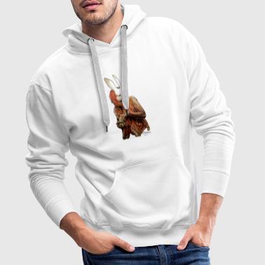 Super Rabbit # 1 - Adey - Premiumluvtröja herr
