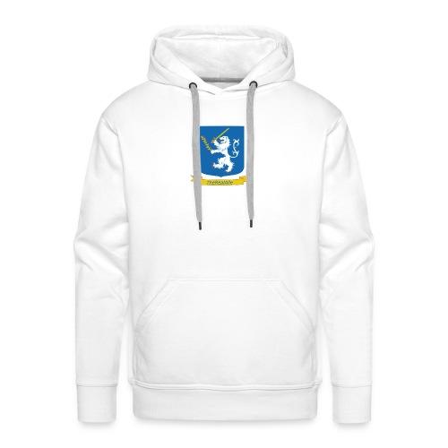 TheRealAlle4433 Logo - Men's Premium Hoodie