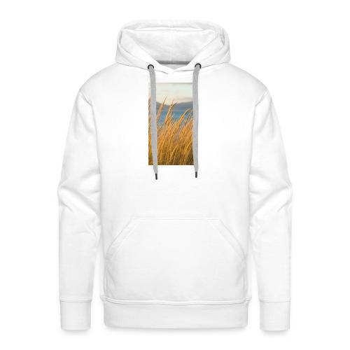 Summer grains - Sudadera con capucha premium para hombre