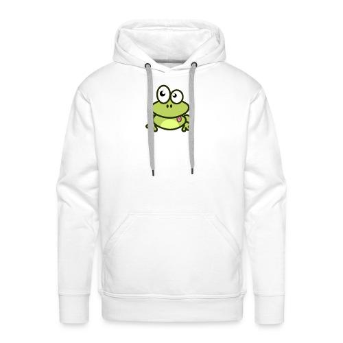 Frog Tshirt - Men's Premium Hoodie