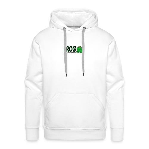 FROG - Mannen Premium hoodie