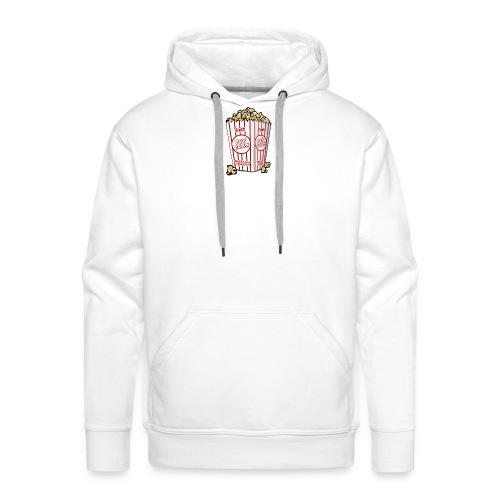 Popcorn trøje | ML Boozt | - Herre Premium hættetrøje
