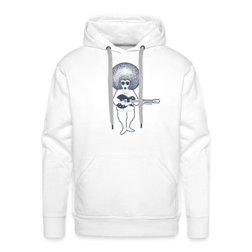 Guitarisk - Sweat-shirt à capuche Premium pour hommes