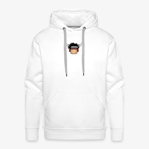 ROBLOX Head - Men's Premium Hoodie