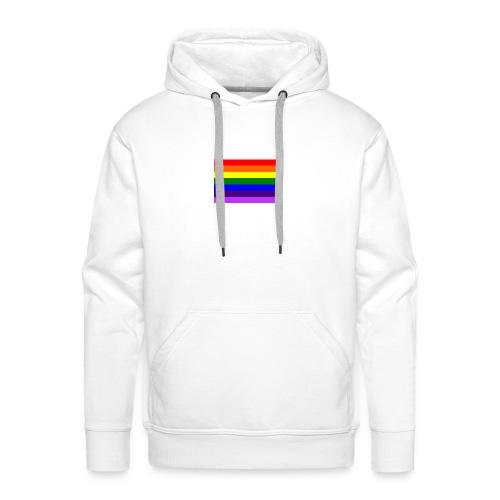 LGBT MUG - Men's Premium Hoodie