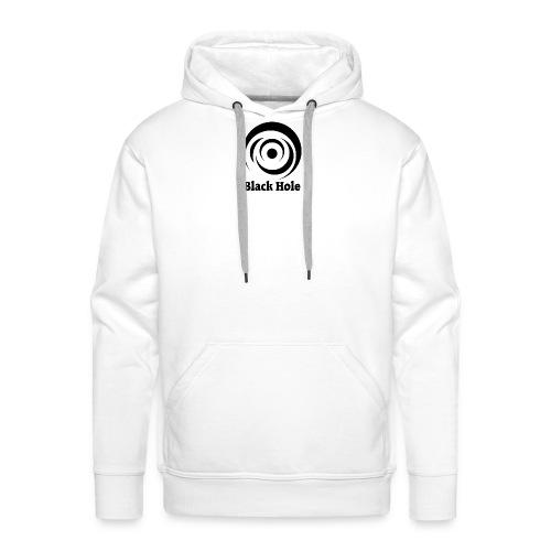 Black Hole - Sweat-shirt à capuche Premium pour hommes