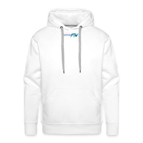 Kiwi logo hoodie - Men's Premium Hoodie