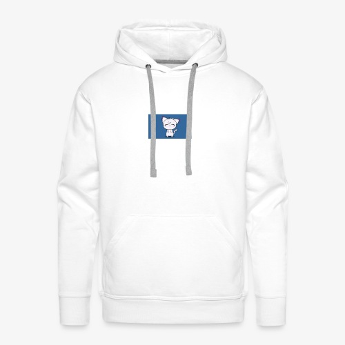 Happy Cat - Men's Premium Hoodie