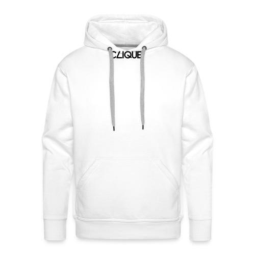 Clique - Männer Premium Hoodie