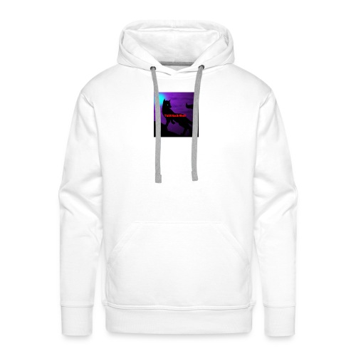 Th3G4m3rWolf - Men's Premium Hoodie