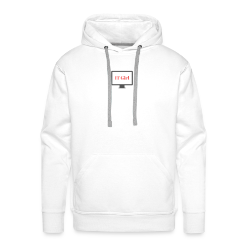 IT Girl - Men's Premium Hoodie