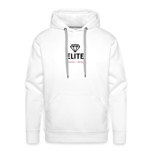 ELITE 2.0 - Männer Premium Hoodie