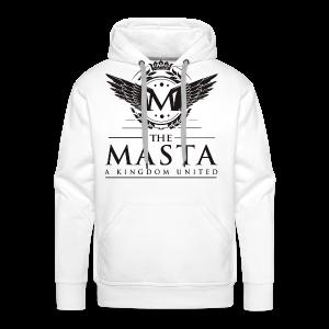 Die MASTA - Ein Königreich United / Full Logo - Männer Premium Hoodie