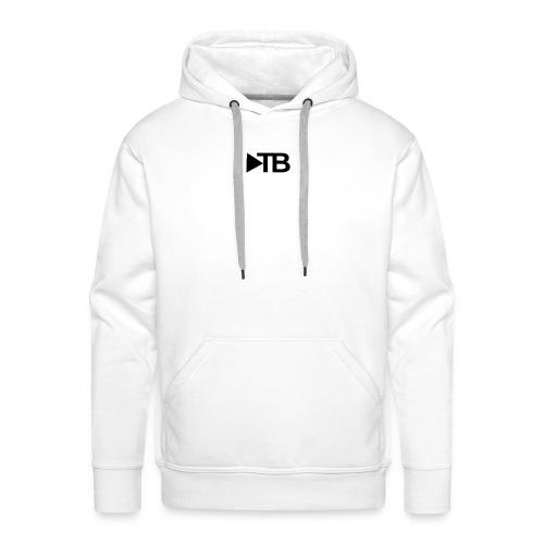 TROBOX - Sweat-shirt à capuche Premium pour hommes