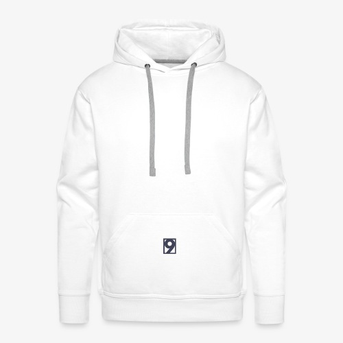 9 Clothing T SHIRT Logo - Men's Premium Hoodie