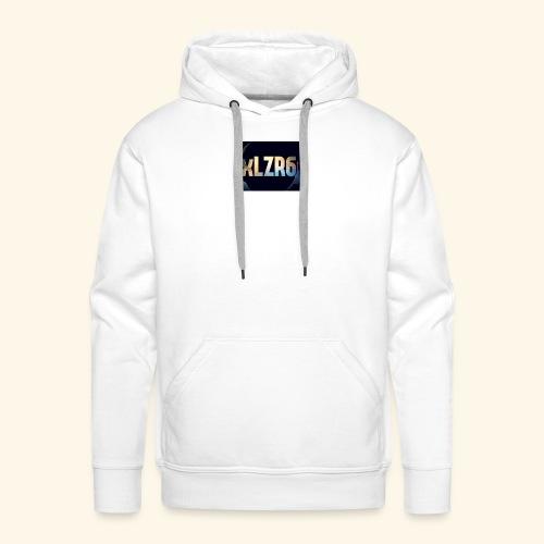 received 2208444939380638 - Sweat-shirt à capuche Premium pour hommes