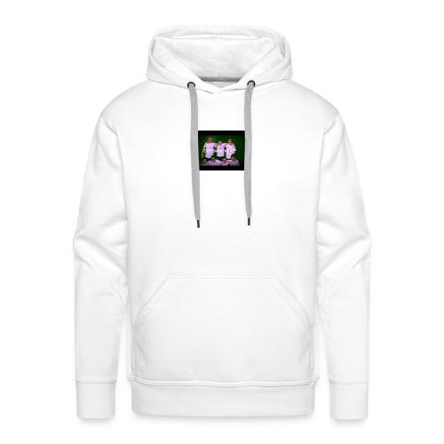 shirt with DutchKickerz NL - Mannen Premium hoodie