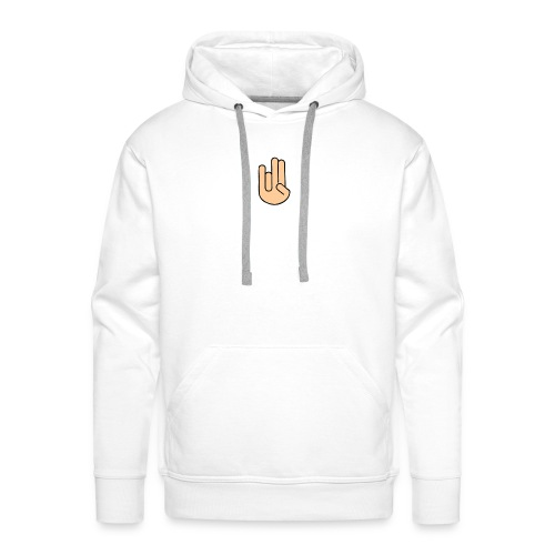 WestCoast - Sweat-shirt à capuche Premium pour hommes