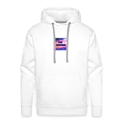 fun reviews merch - Men's Premium Hoodie