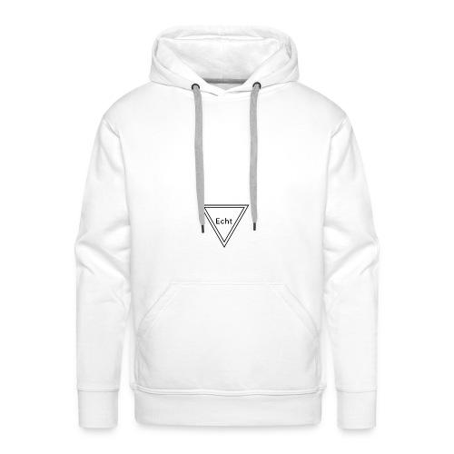 Echt - Männer Premium Hoodie