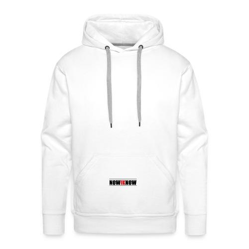 nowIKnow - Men's Premium Hoodie