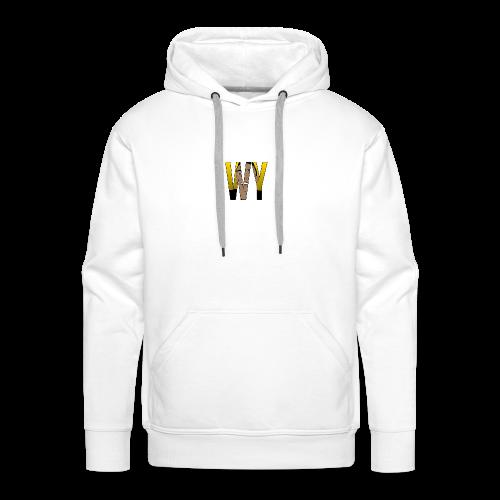 WaaromYannick Galaxy S6 Hoesje - WaaromYannick - Mannen Premium hoodie