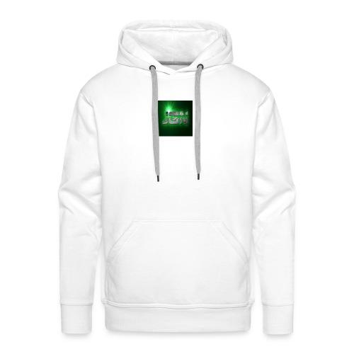 logo jgn - Mannen Premium hoodie