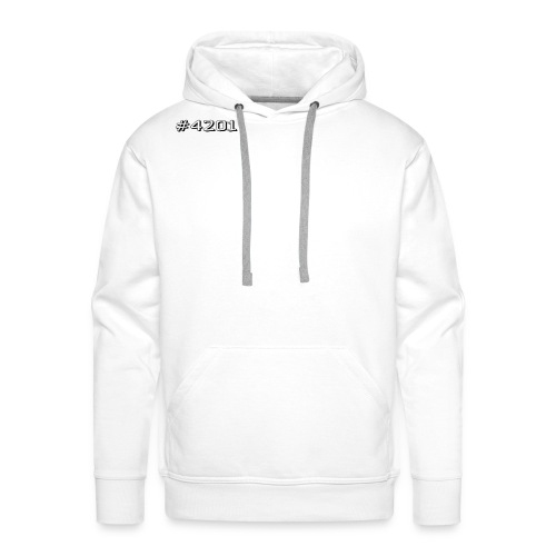 4201 KOLLEKTION - Männer Premium Hoodie