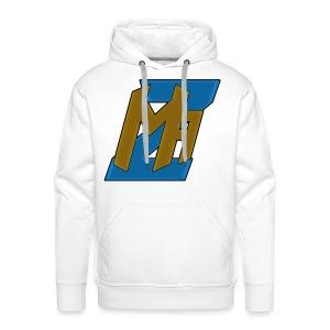 Logo MAZ Gaming - Sweat-shirt à capuche Premium pour hommes