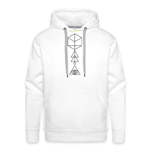 Cypher No.1 - Men's Premium Hoodie