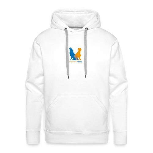 Camiseta Maestro Perro - Sudadera con capucha premium para hombre