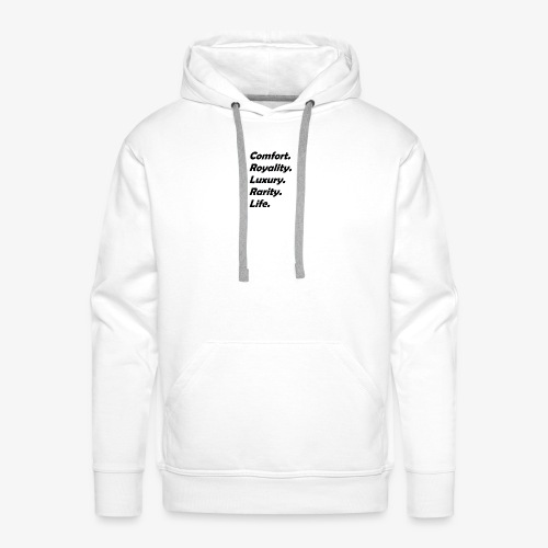 LAX 2 - Männer Premium Hoodie