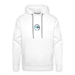 XG T-shirt - Mannen Premium hoodie
