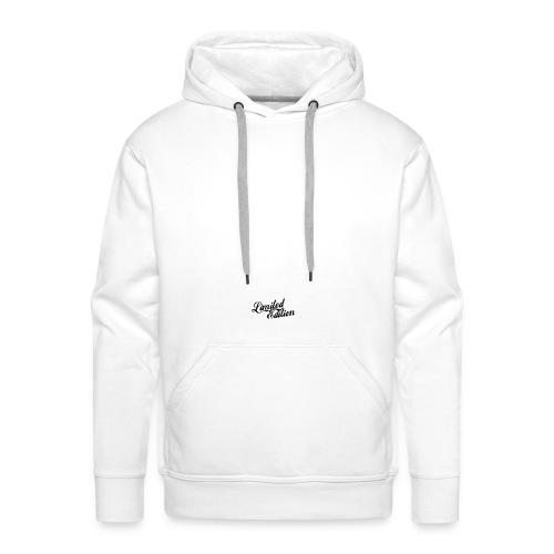 Limited Shirts - Männer Premium Hoodie