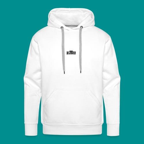 I phone 6/6s Premium Telefoon hoesje - Team Rubeh - Mannen Premium hoodie