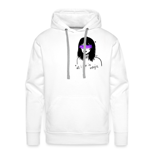 all i see is magic - Männer Premium Hoodie