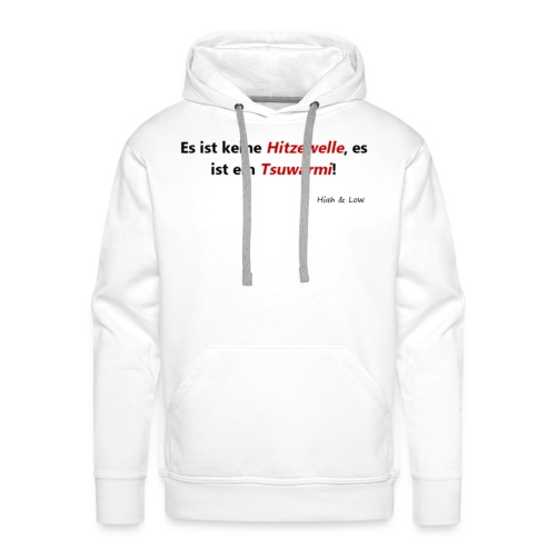 Tsuwarmi - Männer Premium Hoodie