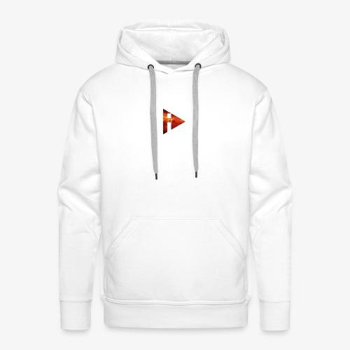 Fow'Fan - Sweat-shirt à capuche Premium pour hommes
