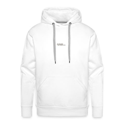 adhd3 - Herre Premium hættetrøje