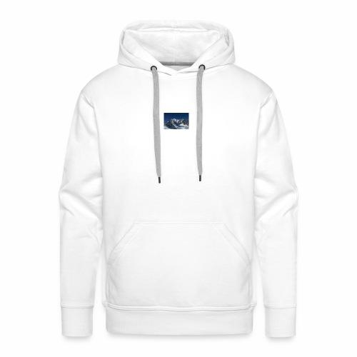 vêtement - Sweat-shirt à capuche Premium pour hommes