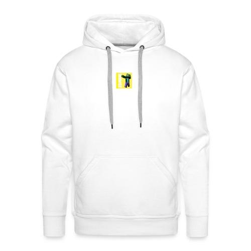 Zombie Gamer 89 - Tshirt - Felpa con cappuccio premium da uomo