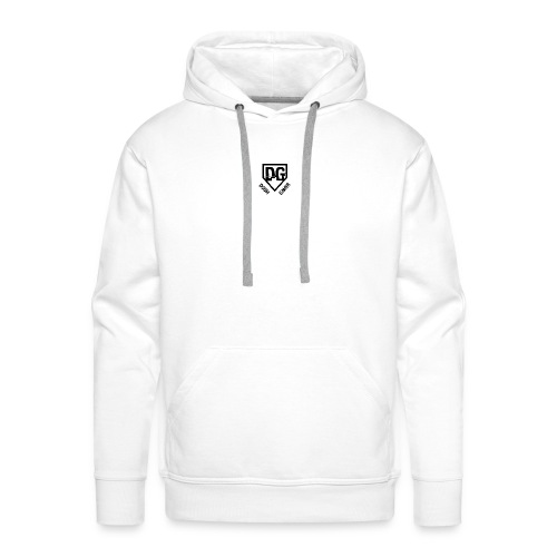 Doomgamer htc een hoesje - Mannen Premium hoodie